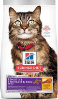 Hill's-Science-Plan-Sensitive-Stomach-&-Skin-Dry-Cat-Food