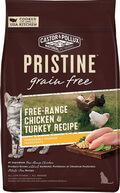 Castor and Pollux PRISTINE Grain Free Chicken and Turkey Recipe Dry Cat Food