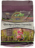 Natural Planet Organics All Life Stages Dry Cat Food Chicken And Peas