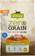 Rachael Ray Nutrish Zero Grain Chicken and Potato Dry Cat Food
