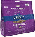 Stella and Chewy's Absolutely Rabbit Dinner Morsels Raw Cat Food