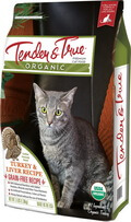 Tender and True Organic Turkey and Liver Recipe Cat Food
