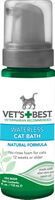 Vet's Best Waterless Cat Bath Shampoo