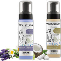 Wahl Pet Friendly Waterless No Rinse Shampoo for Cats