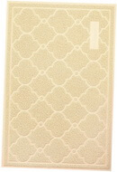 All-Absorb Cat Litter Mat Beige