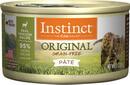Instinct by Nature's Variety Original Grain-Free Venison Recipe Cat Food