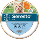 Seresto Flea and Tick Prevention for Cats